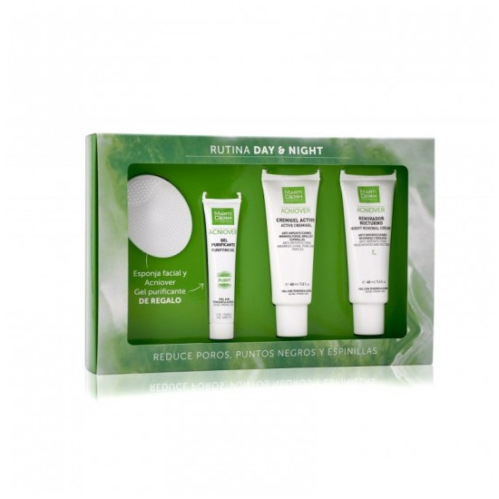 MARTIDERM PACK ACNIOVER...